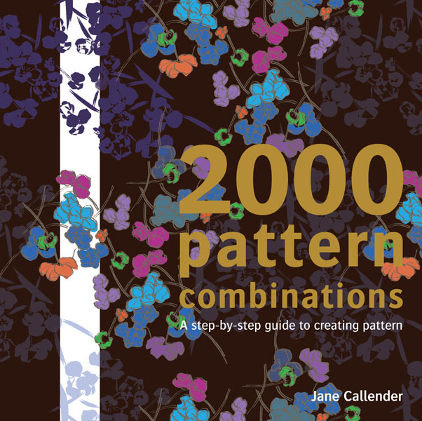 2000 Pattern Combinations Book by Jane Callender