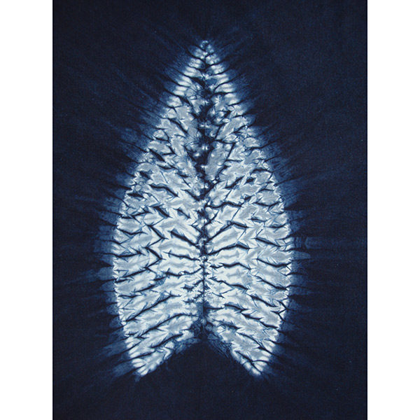 Large Shibori Template 4A