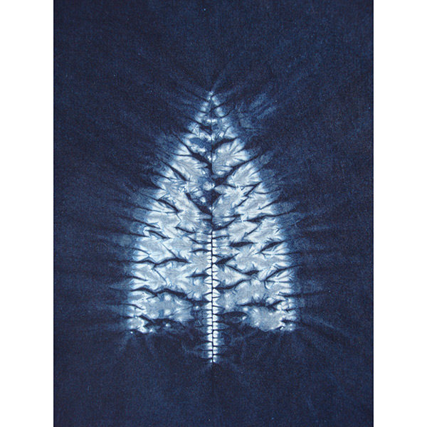 Small Shibori Template 4B